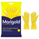 Marigold Kitchen Gloves Extra life Medium / Large - Choose Amount