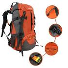 ONEPACK 40KG Load Travel Bag With Rain Cover Waterproof Hiking Backpack