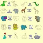 Children's Collection MACHINE EMBROIDERY DESIGNS CD-7 sets-by Anemone Embroidery