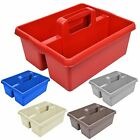 Kitchen Tidy Organiser Cleaning Caddy Large Strong Heavy Duty Tote Tray Home
