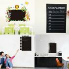 Decal Childern Chalkboad Removable Wall Stickers Blackboard Stickers