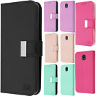 For Samsung Galaxy Luna Hard COMBO Belt Clip Holster Case Phone Kickstand Cover