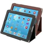 PU Leather Fashion Book Case Flip Cover Folio Style For iPad Mini 1 2 3 8/16GB