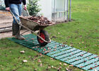 Roll Out Garden Path Track Plastic Outdoor Garden Lawn Grass Protector Walkway