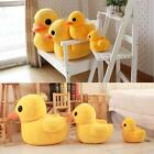 Lovely Yellow Duck Stuffed Animal Plush Soft Toys Cute Doll Pillow Gift PHNG