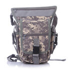 Army Military Tactical Waist Leg Bag Camping Travel Hiking Hip Belt Fanny Pack