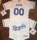 Kansas City Royals MLB Infant Replica Jersey add any name number