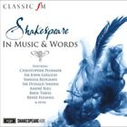 Various Artists - Shakespeare In Music & Words NEW CD