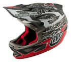 Troy Lee Designs 2017 D3 Composite Helmet Nightfall Black Adult All Sizes