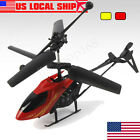 RC 901 2CH Mini Helicopter Radio Remote Control Aircraft Micro RC Drone US Stock