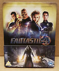 (pa2) BluRay Steelbook Edition - Fantastic Four 4 2005