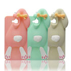 New 3D Cute Lovely Cartoon Judy Rabbit Soft Silicon Phone Case For HUAWEI Y6 PRO