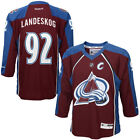 Gabriel Landeskog Colorado Avalanche Reebok Youth Replica Player Jersey