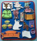 If You Give a Moose a Muffin Felt / Flannel Board Set