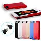 """5000mAh External Battery Charger Case Cover Power Bank For 4.7"""" iPhone 6/6s/7"""
