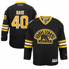 Tuukka Rask Boston Bruins Reebok Alternate Premier Jersey Black NHL