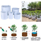 Внешний вид - Round Plant Pouch Fabric Pots Root Container Grow Bag Aeration Container 3 Sizes