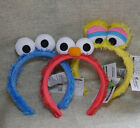 Sesame Street Elmo Big Bird Cookie monster Hair Headband fluffy for kids/adults