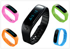 Smart Bluetooth Wrist Watch Waterproof Fitness Tracker Bracelet IOS Android New