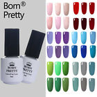 BORN PRETTY Nail Art UV Gel Polish Soak Off Manicure Varnish Base Top Coat 5ml