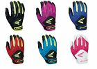 New 2016 Easton HF3 Womens Fastpitch Batting Gloves Easton A121910-A121916