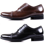 New Mooda Leather Men Formal Straight Tip Dress Casual Fashion Classic Shoes