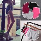 Womens Sportswear Shorts Athletic Gym Workout Fitness Yoga Running Pants Summer
