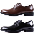 New Mooda Leather Men Formal Lace Up Oxfords Dress Casual Fashion Shoes