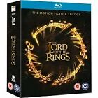 The Lord Of The Rings Trilogy Box Set Blu-Ray Brand New