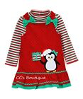 Girls YOUNG HEARTS Christmas dress 2T 3T 4T & 5 NWT applique jumper outfit gifts