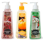 GOOD HOUSEKEEPING 13.5 oz SCENTED HAND SOAP Holiday SKIN CARE New *YOU CHOOSE*