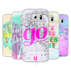 HEAD CASE DESIGNS WANDERLUST STATEMENTS SOFT GEL CASE FOR SAMSUNG PHONES 1
