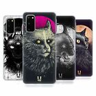 HEAD CASE DESIGNS CATS OF GOTH SOFT GEL CASE FOR SAMSUNG PHONES 1