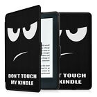 """2016 All-New Amazon Kindle 8 8th Generation 6"""" Display Smart Leather Case Cover"""