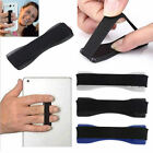 Plastic Finger Grip Strap Phone Holder Anti Slip Elastic Stand For Phone LG iPad
