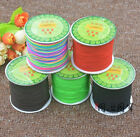 New 110M/roll(0.8mm)Chinese Knotting Nylon Thread Cord Wire Beading Bracelet