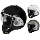 CASCO AIROH TROY MOTORCYCLE SCOOTER HELMET