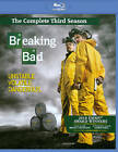 Breaking Bad: The Complete Third Season (Blu-ray Disc, 2011, 3-Disc Set)