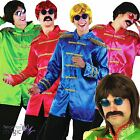 60s Sixties Sergeant Pepper Beatles Pop Star Fancy Dress Outfit Complete Set Lot