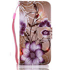 Mobile Phone Accessorie Flip Leather Credit Card Wallet Stand Phone Case Cover