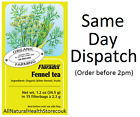 Floradix Salus Haus Fennel Tea 15 filterbags Buy 2 at £8.80..or 4 for £16.00..