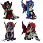 Nemesis Now Sugar Skull Gothic Fairy Figurine Ornament Home Gift