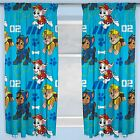 """PAW PATROL SPY CURTAINS - 54"""" AND 72"""" DROP AVAILABLE BLUE KIDS CURTAINS BLUE NEW"""
