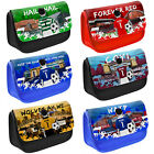 Football Pencil Case * Any Team * School Childrens Kids Game Bag Personalised
