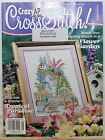 Crazy for Cross Stitch! magazine - You Choose Issue