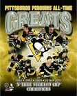 Pittsburgh Penguins 5 Time Stanley Cup Champions Photo UF144 Select Size