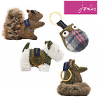 Joules Tweedle Novelty Keyring (X) **FREE UK Shipping**