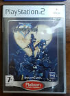 (pa2) Kingdom Hearts Platinum PS2 Playstation 2 Game PAL