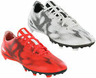 Adidas Football Boots F10 FG Firm Ground Mens Lace Moulded Studs