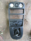 MK 1 MGF CENTRE CONSOLE GENUINE MG WITH ALL MOUNTINGS OK INC CLOCKS & SWITCHES